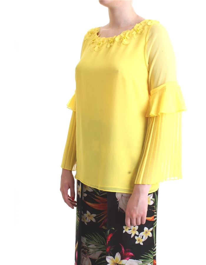 CAMILLA MILANO Top Yellow