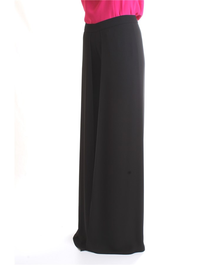 CAMILLA MILANO Trousers Black