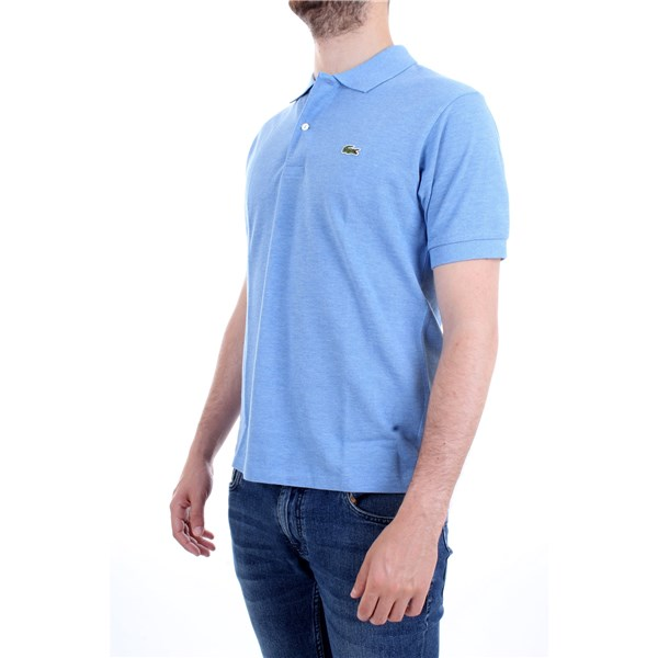 Lacoste Polo shirt Light blue