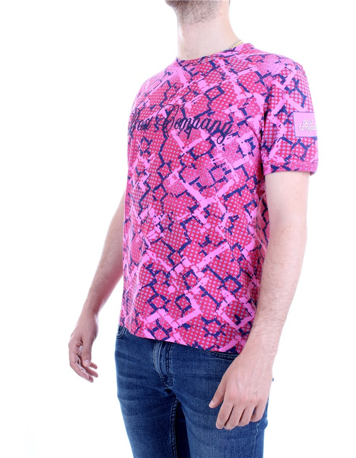 BEST COMPANY T-Shirt/Polo Fuchsia