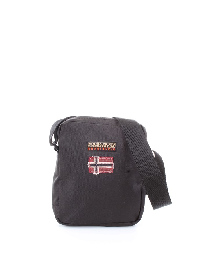 NAPAPIJRI Cross body bag Black