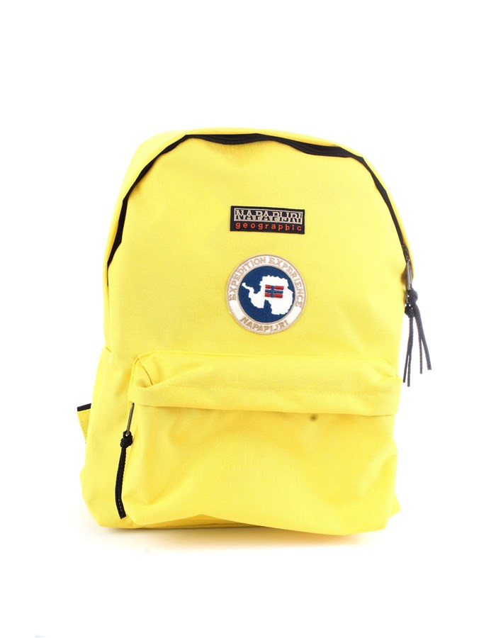 NAPAPIJRI Backpack Yellow