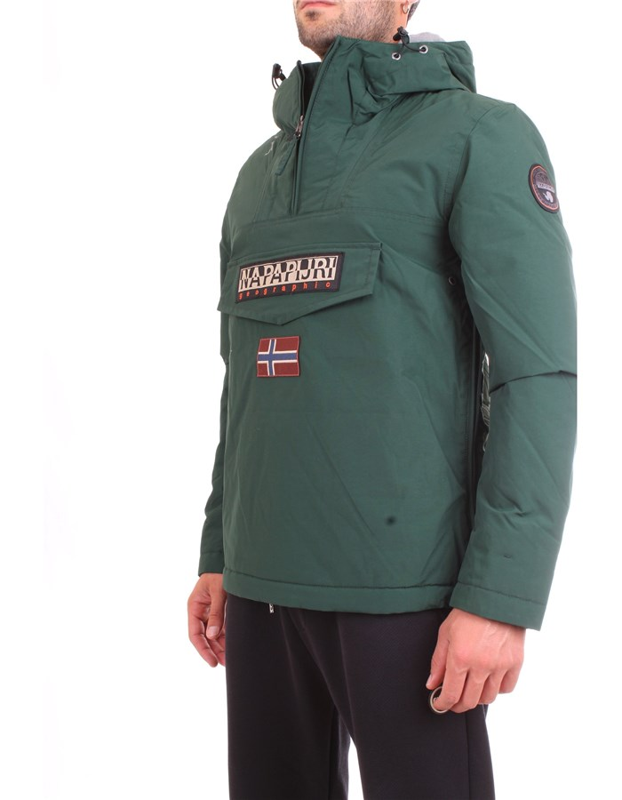 NAPAPIJRI Jacket Green