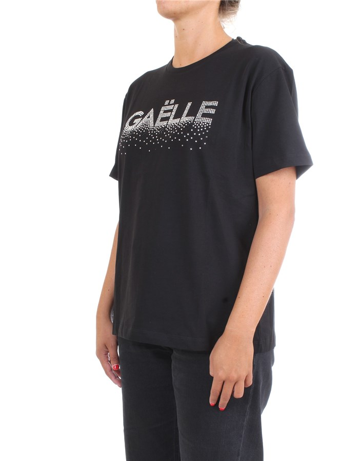GAELLE PARIS T-Shirt/Polo Black