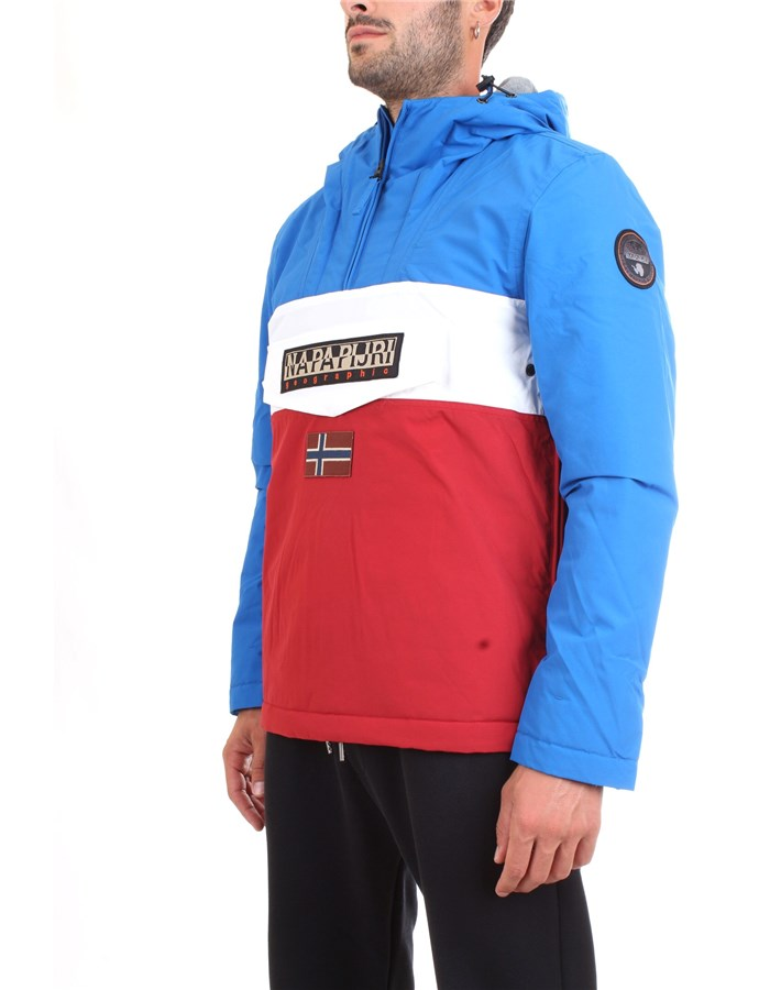 NAPAPIJRI Jacket Red