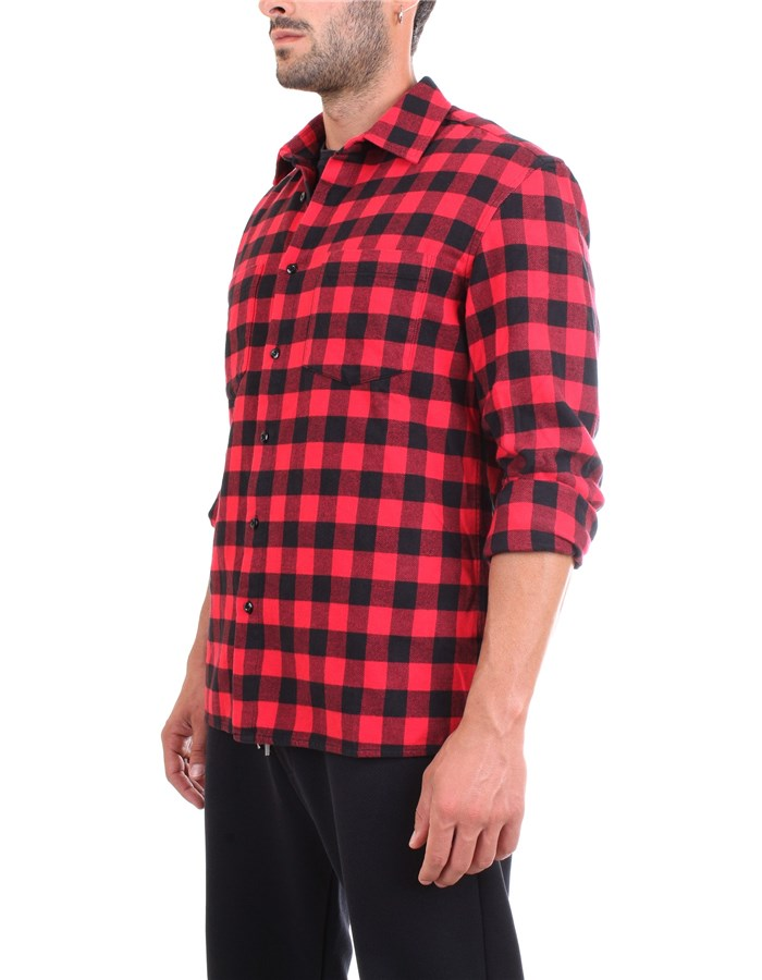 WOOLRICH T-Shirt Red