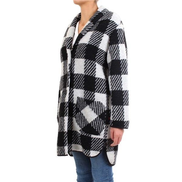 WOOLRICH Overcoat White