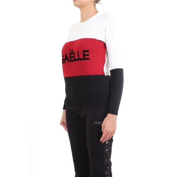 GAELLE PARIS Pullover White