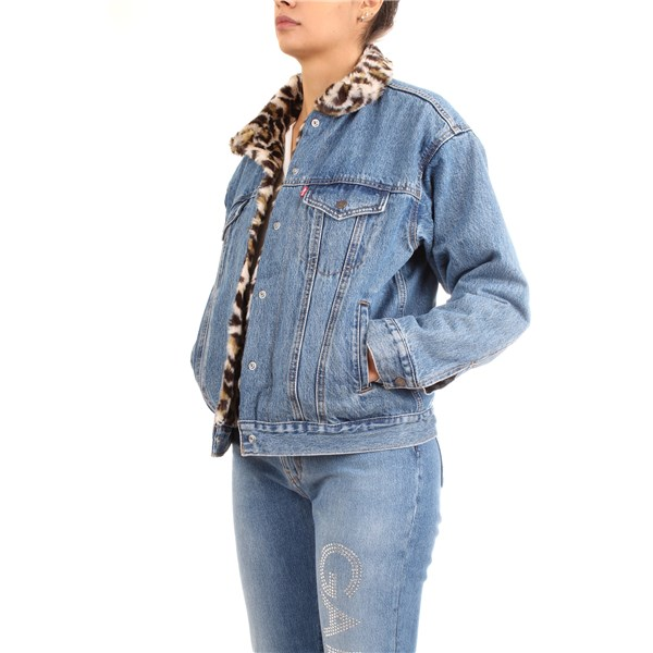 LEVI'S Jacket Light blue
