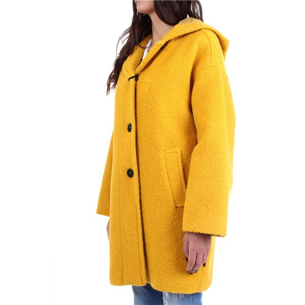 PENNYBLACK Overcoat Yellow