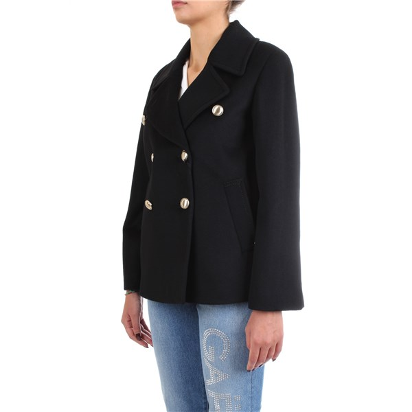 PENNYBLACK Overcoat Black