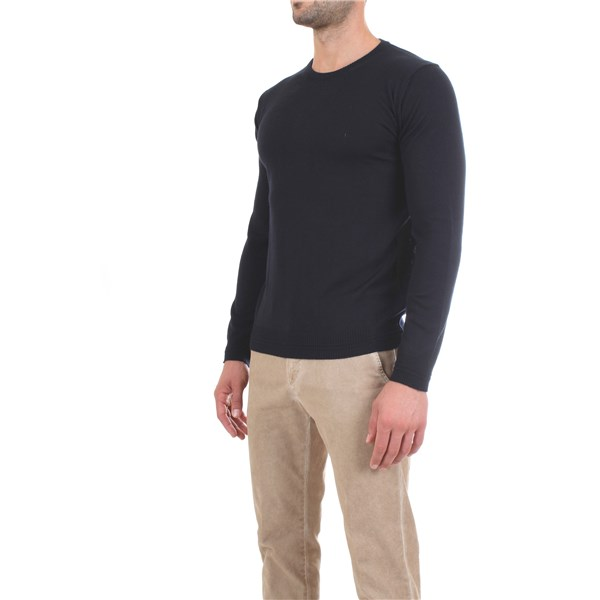 Officina36 Pullover Blue