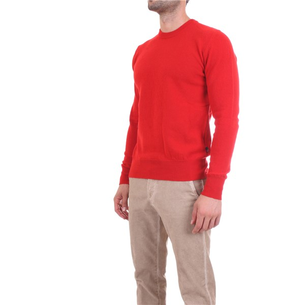 WOOLRICH Pullover Red