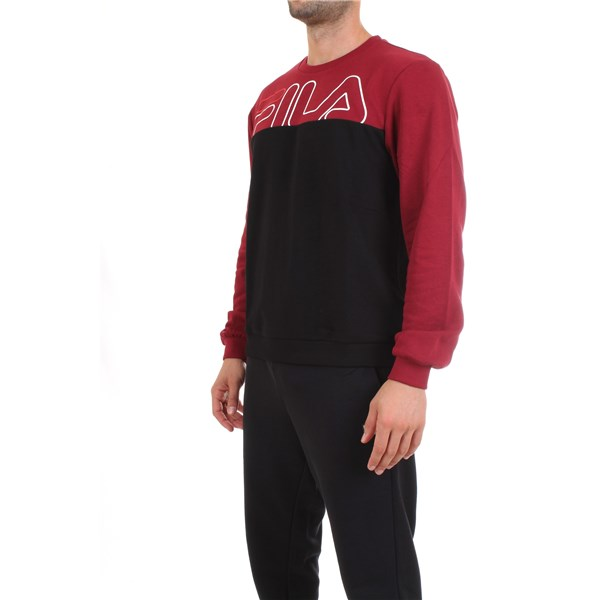 FILA Sweater Bordeaux