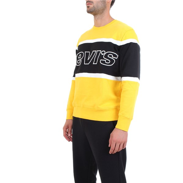 LEVI'S Sweater Yellow