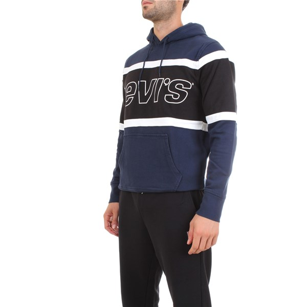 LEVI'S Sweater Blue
