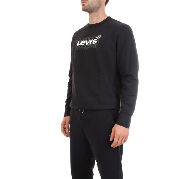 LEVI'S Sweater Black
