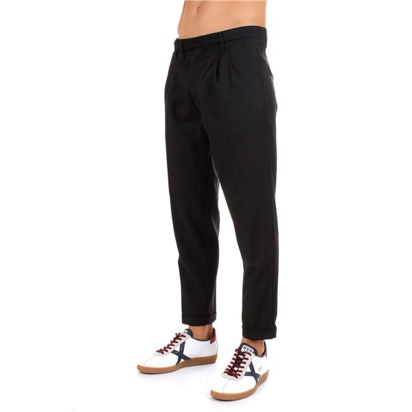 Officina36 Trousers Black
