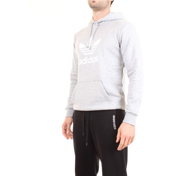 ADIDAS ORIGINALS Sweater Grey