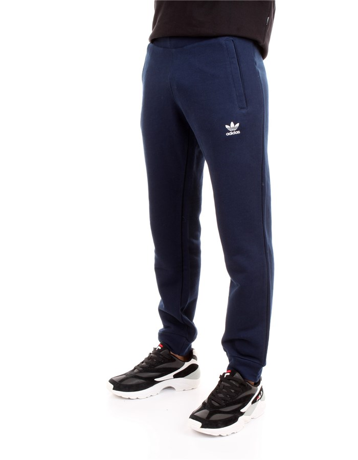 ADIDAS Trousers Blue
