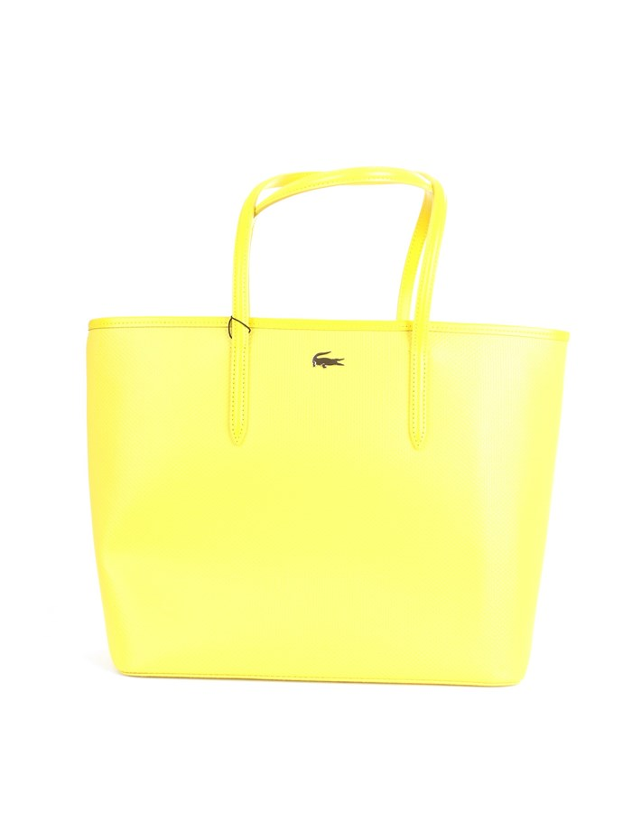 Lacoste Shoulder bag Yellow