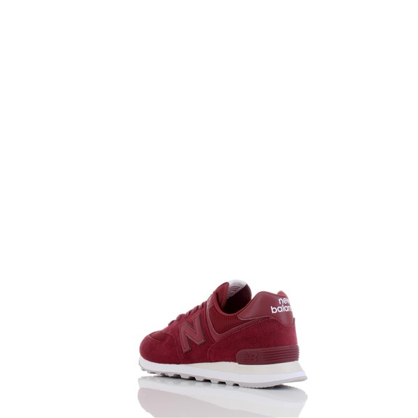 NEW BALANCE Sneakers Bordeaux
