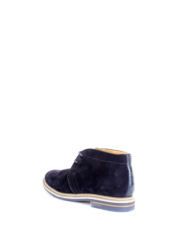 Brimarts Lace up shoes Blue