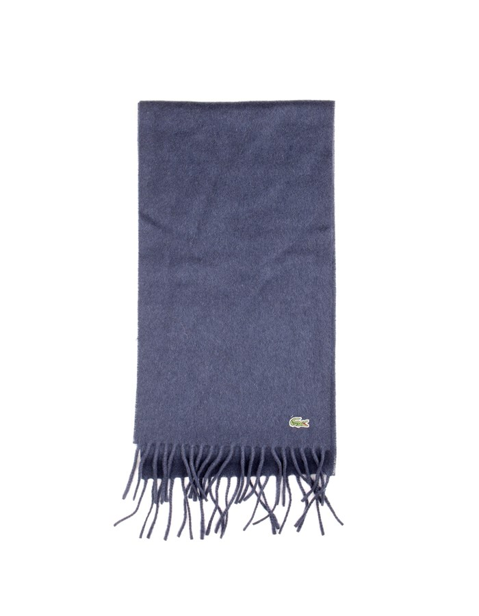 Lacoste Scarf Blue