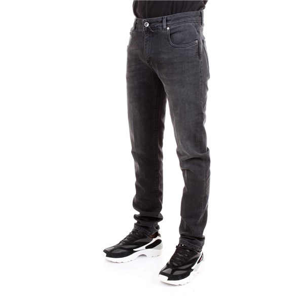 CAMOUFLAGE Jeans Black