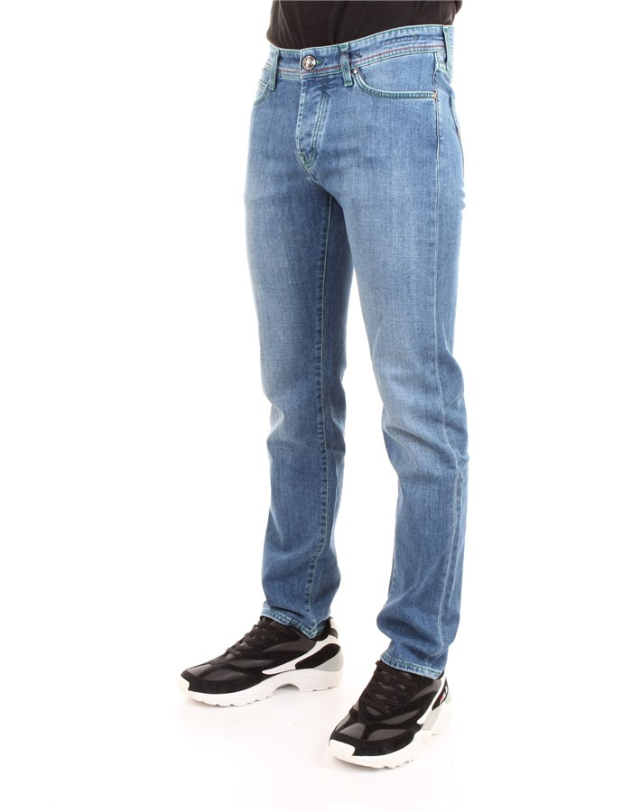 ROY ROGER'S Jeans Light blue