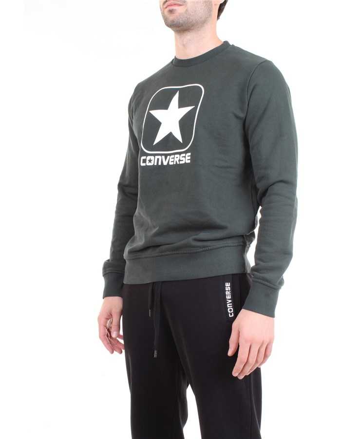 CONVERSE Sweater Green