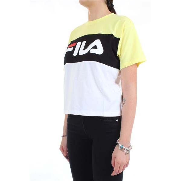 FILA T-Shirt/Polo Yellow