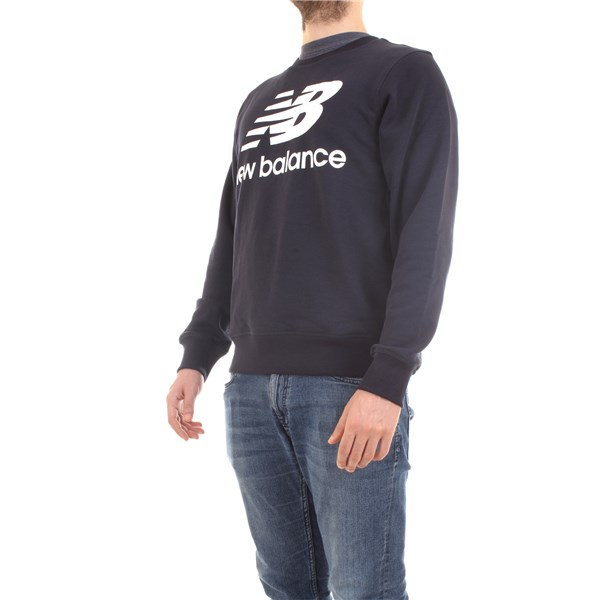 NEW BALANCE Sweater Blue