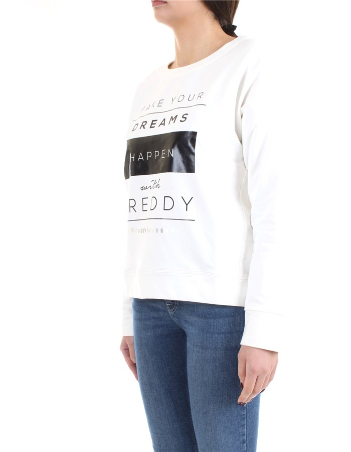 FREDDY Sweater White