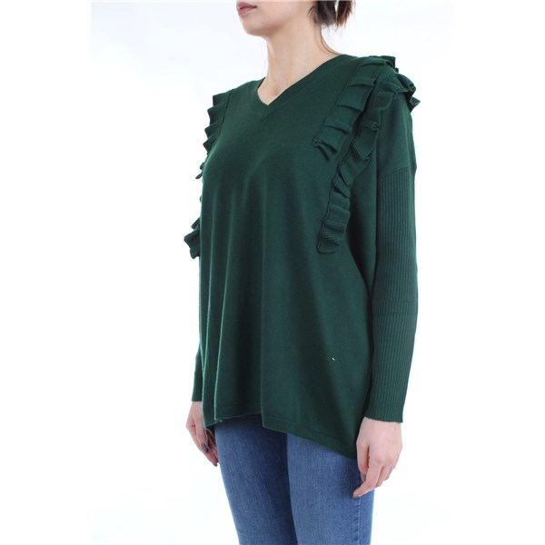 LE COEUR TWINSET Sweater Green
