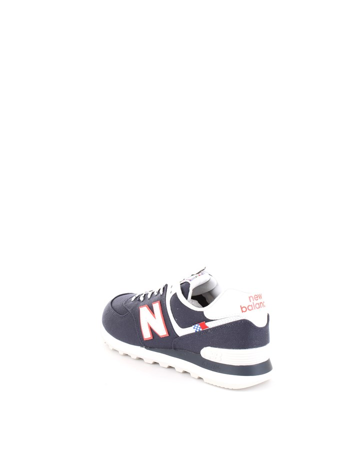 NEW BALANCE Sneakers Blue