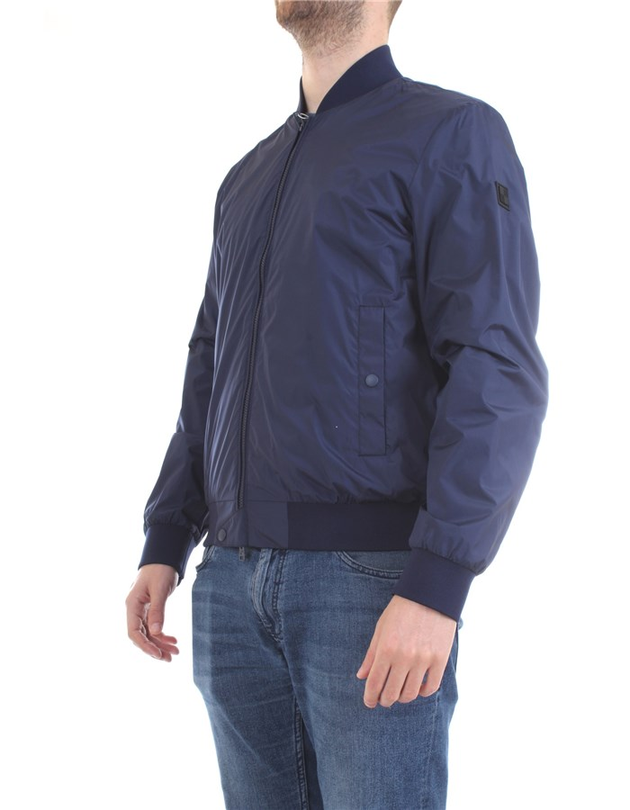 WOOLRICH Jacket Blue