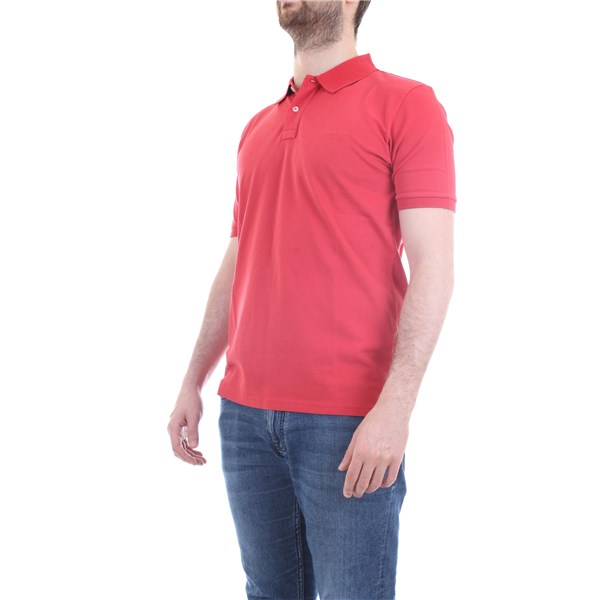 WOOLRICH Polo shirt Red