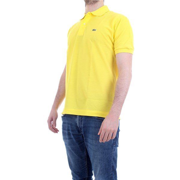 Lacoste Polo shirt lime