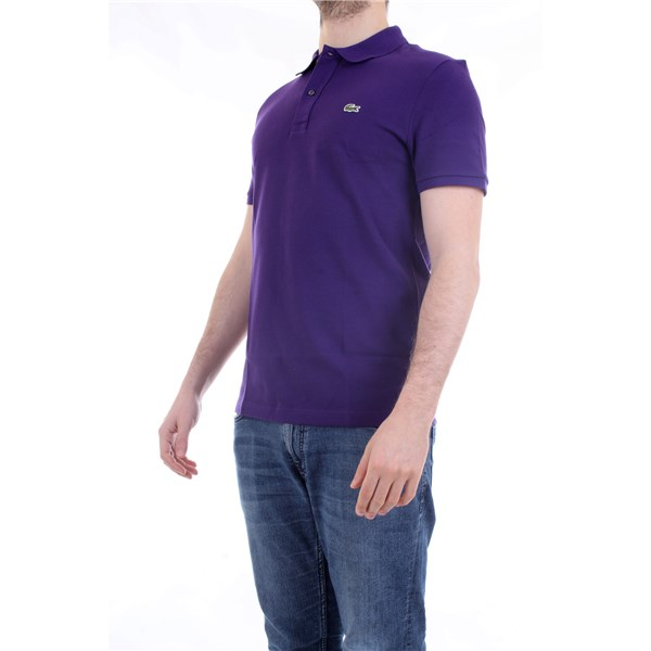 Lacoste Polo shirt Violet