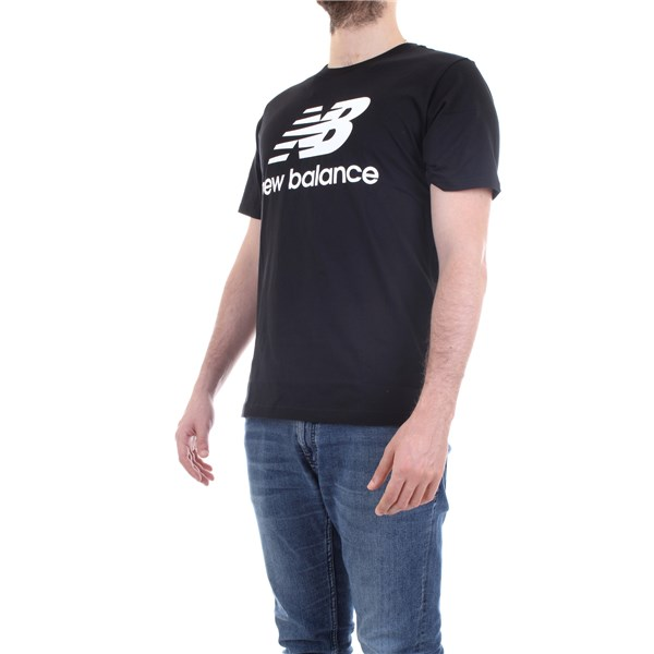 NEW BALANCE T-Shirt/Polo Black