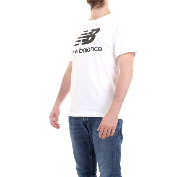 NEW BALANCE T-Shirt/Polo White