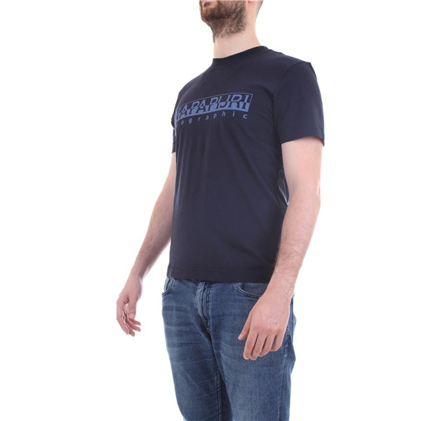 NAPAPIJRI T-Shirt/Polo Blue