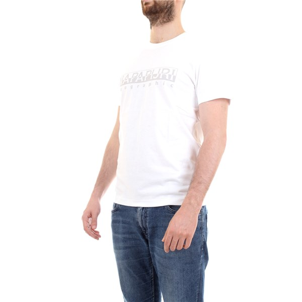 NAPAPIJRI T-Shirt/Polo White
