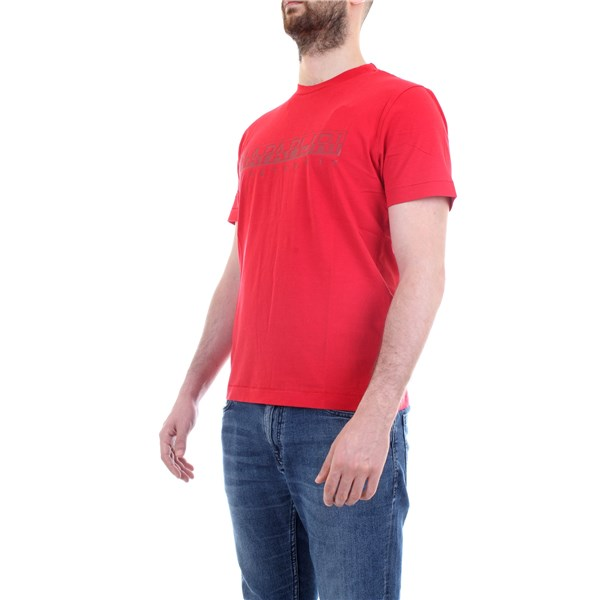 NAPAPIJRI T-Shirt/Polo Red
