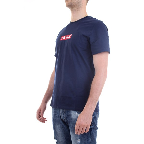 LEVI'S T-Shirt/Polo Blue