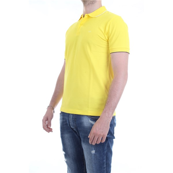 SUN68 Polo shirt Yellow