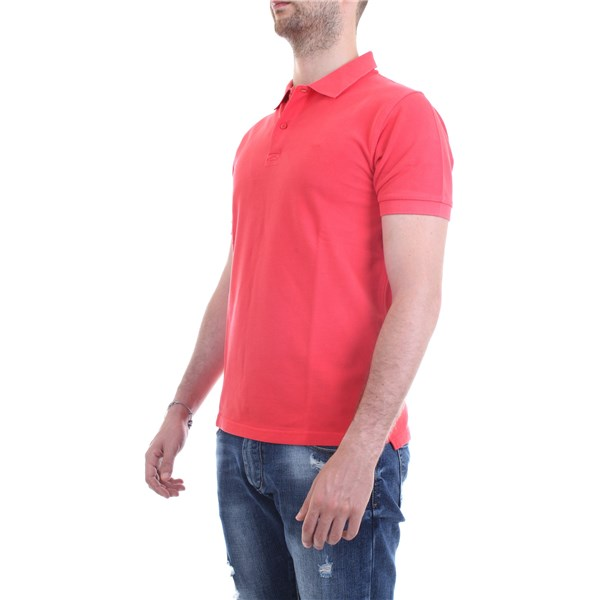 SUN68 Polo shirt Red