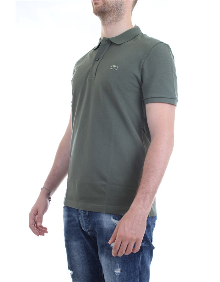Lacoste Polo shirt Khaki green