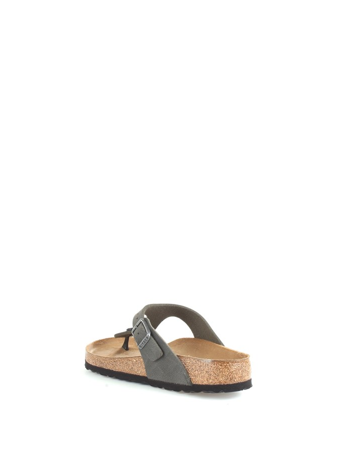 BIRKENSTOCK Slippers Green